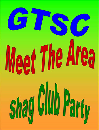 2008 GTSC Meet The Area Shag Club Party