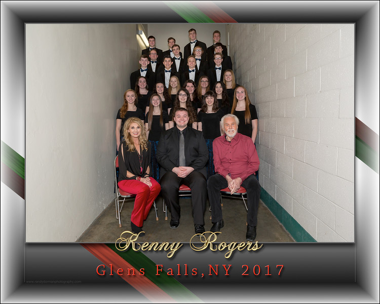 Kenny Rogers Choir