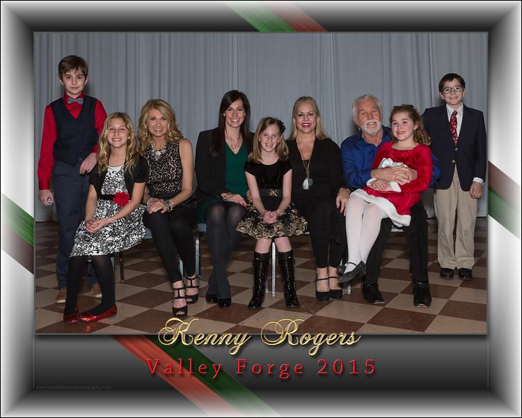 Kenny Rogers Meet & Greet