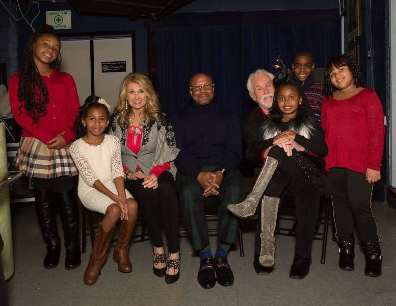 Kenny Rogers Back Stage Meet & Greet