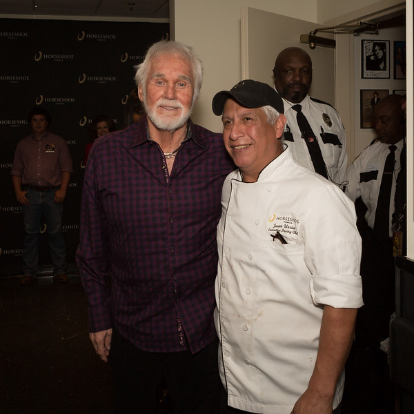 Kenny Rogers BDay 2015