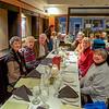 2015 trip to Staunton, VA. L side, ?, Al Reeder and wife, R side, Lana Regert, Susan and Tom Batts.