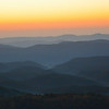 Sunrise on the Blue Ridge - Diane McCall