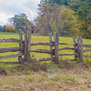 Blue Ridge Fence - Dave Powers