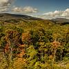 Blue Ridge Lookout - Wendell Dance