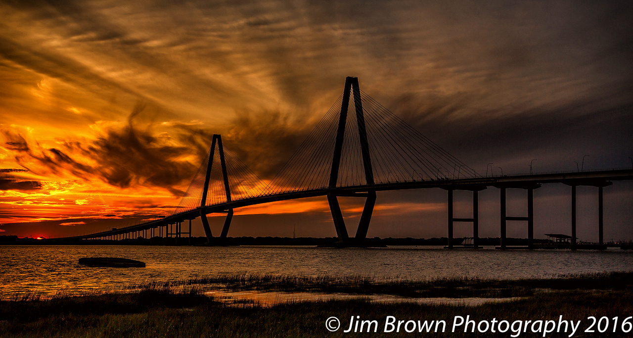 Ravenal Bridge - Jim Brown