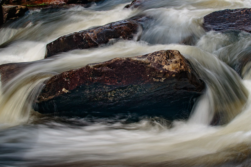 John German - Rapids on the Horsepasture River