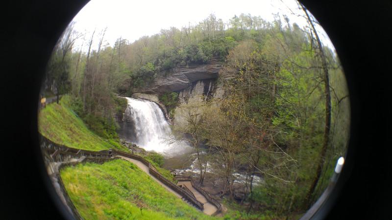 Brevard Falls Looking Glass Falls Brown Nancy