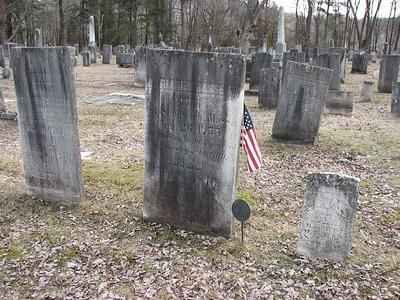 Nathaniel Bassett Grave