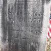 Inscription of the gravestone