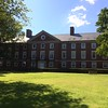 Front view of Pershing Hall