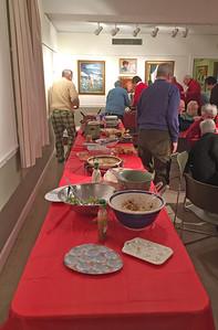 2016 Potluck Dinner