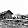 Date: 1890. East Jaffrey Railroad Station.
