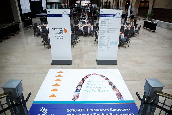 2016 APHL Newborn Screening and Genetic Testing Symposium