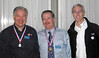 Dave Olsen, Steve Peirce & Steve Thompson were re-elected to the club Council