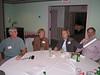Tom & Vikki Shantz look on as Judy Bennett gives Nick a slap upside the head