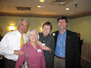 Bob C, Sue T, Anne W & Alden H