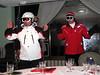 Hans (on right) und Franz (on L) - aka Greg Hampton & Peter Porton