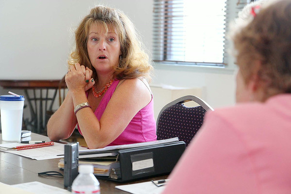 071814 Ashburnham Library Trustee Meeting