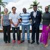 COCONet Fellows at the 2016 COCONet Community Workshop: Results, Sustainability & Capacity Building. 79 participants, 28 countries, more than 40 institutions, more than 100 observing sites. Punta Cana, Dominican Republic. (Photo/Beth Bartel)