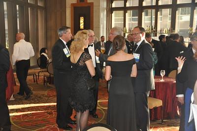 Honors Night Reception