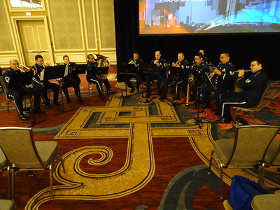 Air National Guard Band of the Southwest – Fort Worth, TX.