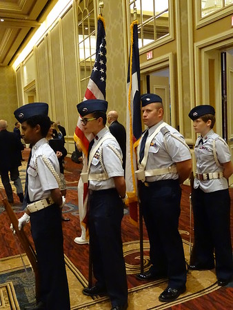 Civil Air Patrol Color Guard – Texoma Composite Squadron, Denison, TX