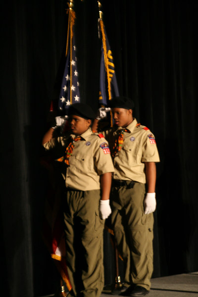 Million Dollar Day for Scouting (2006)