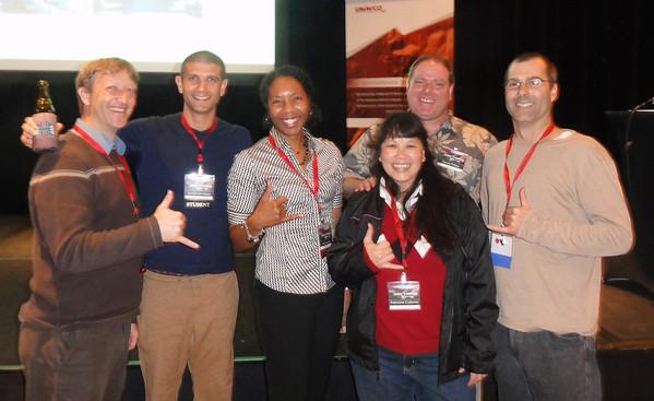 At the Meeting, 2014 UNAVCO Science Workshop