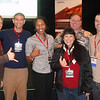 Hawaii at the 2014 UNAVCO Science Workshop! James Foster U. Hawaii), Jonathan Weiss (U. Hawaii), Aisha Morris (UNAVC), Francine Coloma (CU-CIRES / NOAA-NGS), David Phillips (UNAVCO), Ben Brooks (USGS).