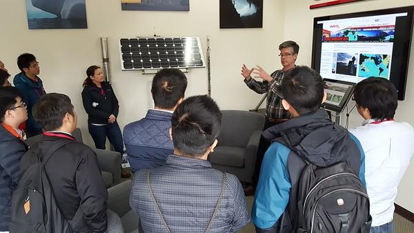 Field Trip, UNAVCO Facility, 2016 UNAVCO Science Workshop