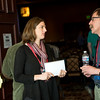 At the 2016 UNAVCO Science Workshop. (Photo/Jesse La Plante)