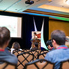 Ignite session at the 2016 UNAVCO Science Workshop. (Photo/Jesse La Plante)