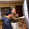 Poster session at the 2016 UNAVCO Science Workshop. (Photo/Jesse La Plante)