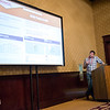 Special topic session (STS) on WinSAR and Terrestrial Radar at the 2016 UNAVCO Science Workshop. (Photo/Jesse La Plante)