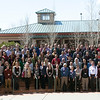 Participants at the 2018 UNAVCO Science Workshop.  March 27, 2018.  Broomfield, Colorado.  (Photo/Daniel Zietlow, UNAVCO)