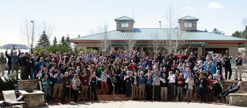 Group Shots, 2018 UNAVCO Science Workshop