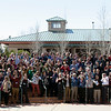 What's your favorate Earth process!?  Participants at the 2018 UNAVCO Science Workshop.  March 27, 2018.  Broomfield, Colorado.  (Photo/Daniel Zietlow, UNAVCO)