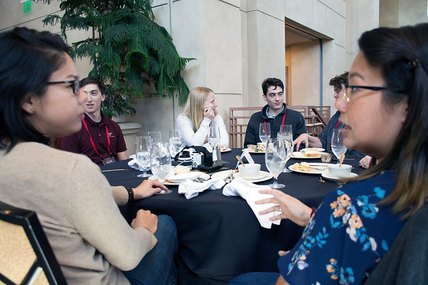 Meals and More, 2018 UNAVCO Science Workshop