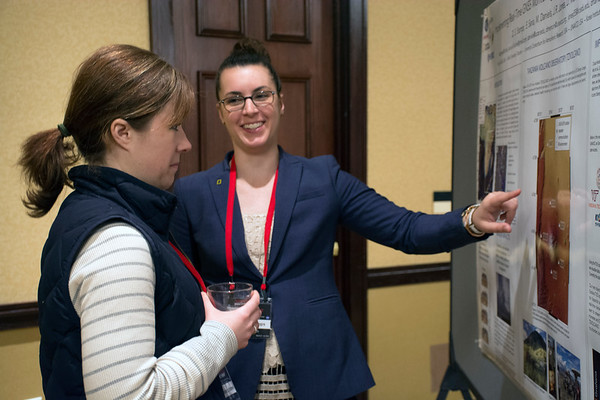 Poster Session, 2018 UNAVCO Science Workshop
