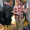 Poster session of the 2018 UNAVCO Science Workshop.  March 28, 2018.  Broomfield, Colorado.  (Photo/Daniel Zietlow, UNAVCO)