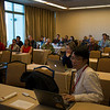 Breakout sessions during the 2018 UNAVCO Science Workshop: high resolution topography, real-time GPS, InSAR, or seafloor geodesy.  March 27, 2018.  Broomfield, Colorado.  (Photo/Daniel Zietlow, UNAVCO)