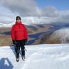 Loch Mullardoch from Beinn Fhionndlaidh