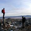 At the top of Beinn A'Chrulaiste