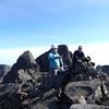 Summit of Sgurr Mhic Choinnich