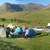 Orion tents in Glen Brittle