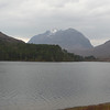 Looking over Loch Clair to Liathach
