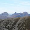 An Ruadh-stac, Beinn Damph and Maol Chean-dearg