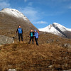 Walk in to Beinn Alligin