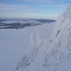 Top of Fingers Ridge in Coire an t-Sneachda